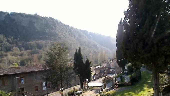 Мраморный водопад. Терни (Италия)