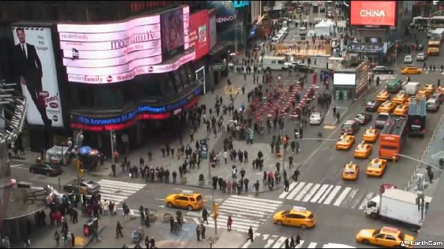 Таймс Сквер. Нью-Йорк (США)