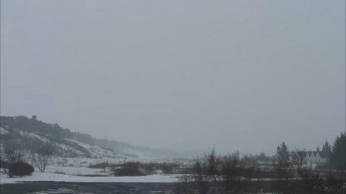 долина Тингветлир (Исландия)