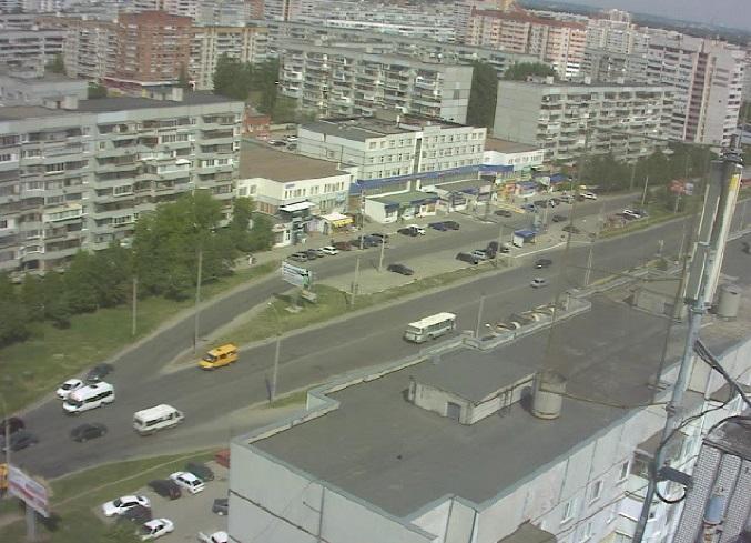 Ул. Тополиная. Тольятти (Россия)