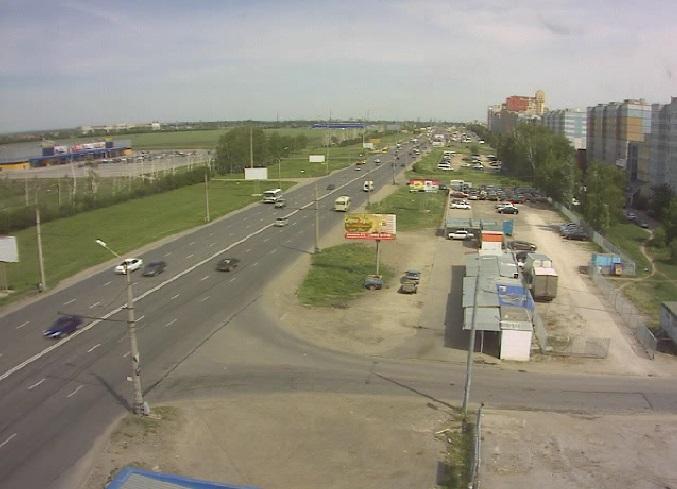 цветочный рынок. Тольятти (Россия)