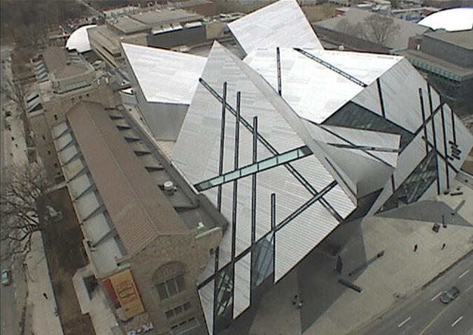 Королевский музей Онтарио. Торонто (Канада)