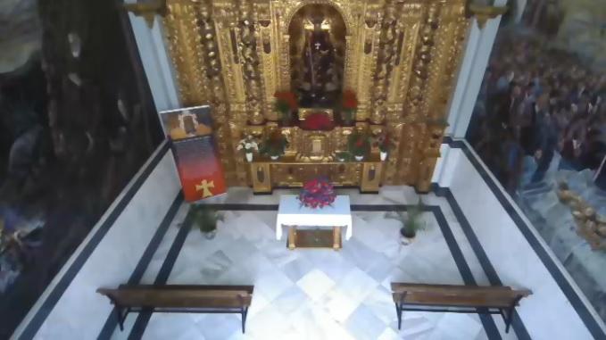часовня Эрмита де-Сан-Антонио Абад. Тригерос (Испания)