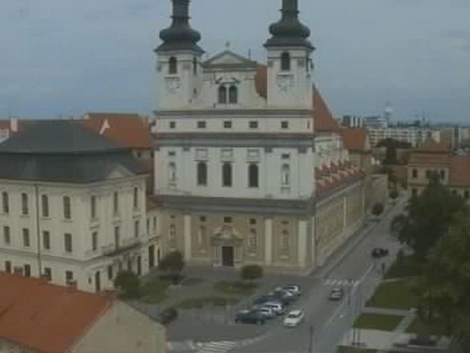 собор святого Иоана Крестителя. Трнава (Словакия)