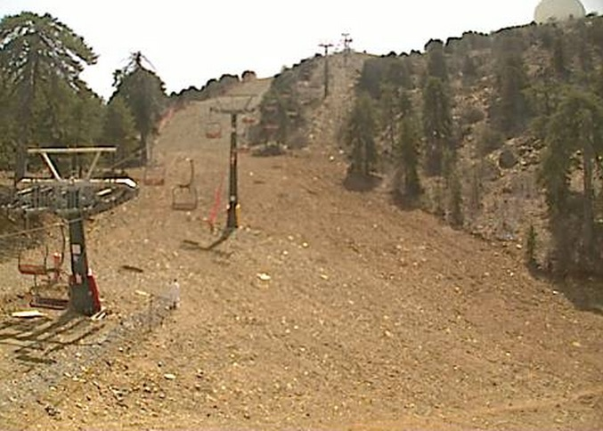 склон. Троодос (Кипр)