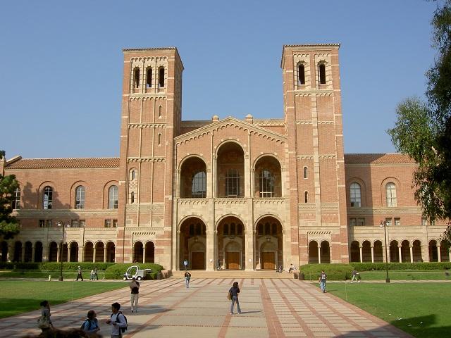 Калифорнийский университет. Лос-Анджелес (США)
