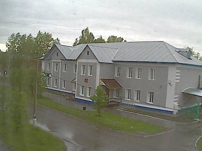 ЮТИ ТПУ ул. Ленинградская, 26. Юрга (Россия)