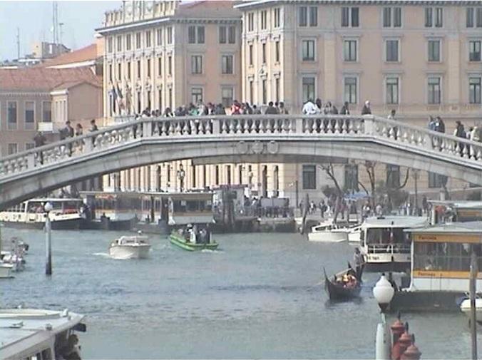 канал. Венеция (Италия)