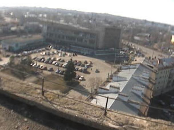 вокзал. Вологда (Россия)