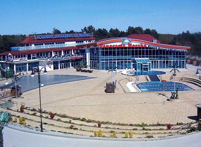 аквапарк, Panorama Morska . Ярославец (Польша)