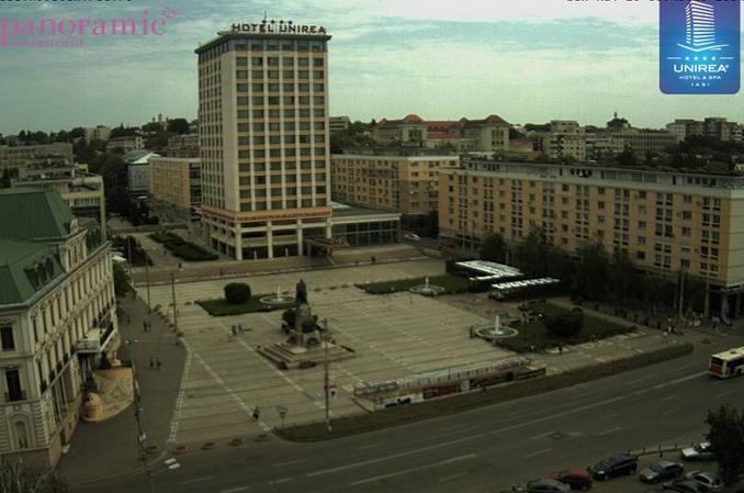 отель Unirea. Яссы (Румыния)