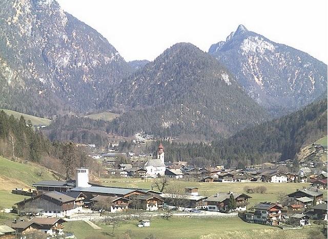 долина Заалахтал. Зальцбург (Австрия)