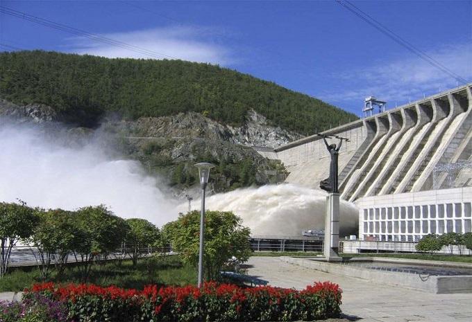 Зейская ГЭС. Зея (Россия)
