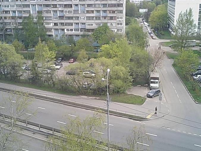 Солнечная аллея. Зеленоград, Москва (Россия)